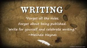 Write Melinda Haynes