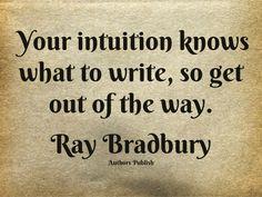 Intuition - Bradbury